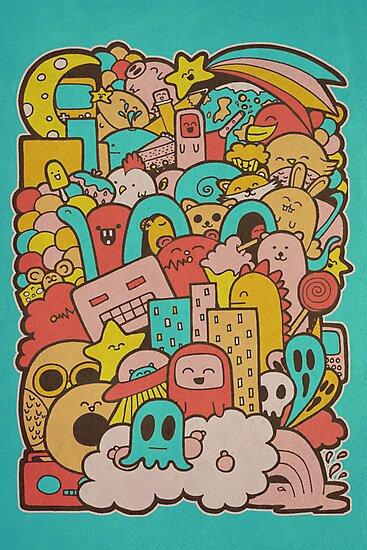 Doodleicious by perdita00