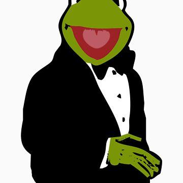 Classy Kermit by MrJamma