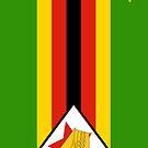 Zimbabwe Flag by pjwuebker