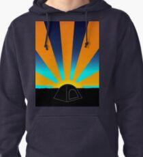 Sunrise Over A Tent T-Shirt