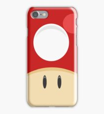 Eat This, You get Bigger! iPhone Case/Skin