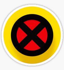 X-Logo Sticker