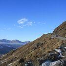 Mountaine Side by NinaJoan