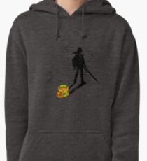 Becoming a Legend - Link:Original Pullover Hoodie