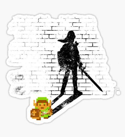 Becoming a Legend - Link:Original Sticker
