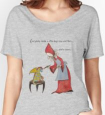 Everybody Needs a Little Help Women's Relaxed Fit T-Shirt