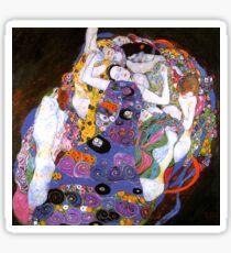 Klimt The Virgin Sticker