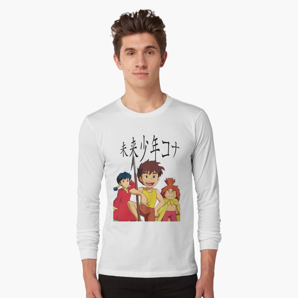 Future Boy Conan Classic T-Shirt