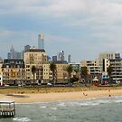 Melbourne panaromic by Glen Johnson