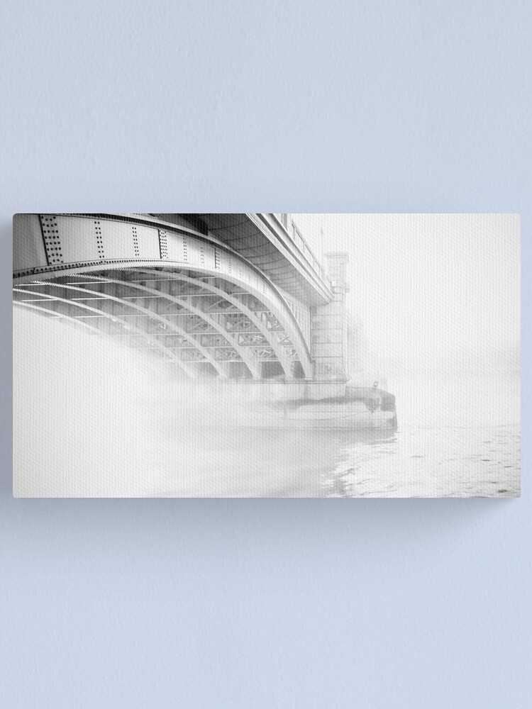 Alternate view of Into The Mist Canvas Print