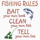 FISHING - RULES by JAYSA2UK