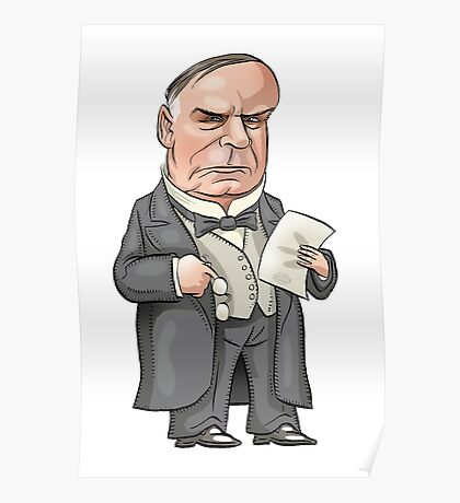 President William McKinley Poster