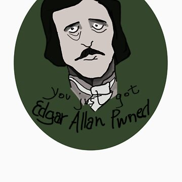 EDGAR ALLAN PWNED! by SallySparrowFTW