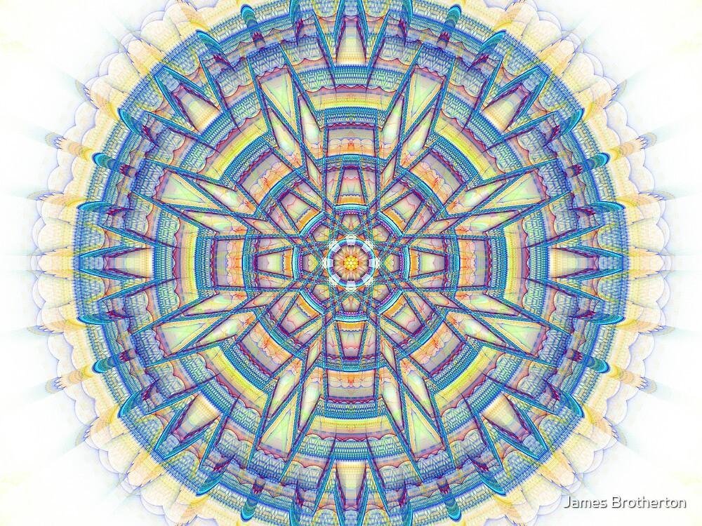 Julia's Wheel by James Brotherton
