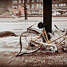 Helsinki - afterwinter bike around Kamppi by Michal Tokarczuk