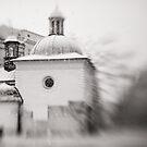 Cracow - St. Adalbert Church by Michal Tokarczuk