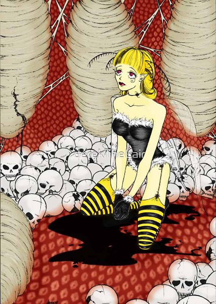 Bee Queen by derekTheLair
