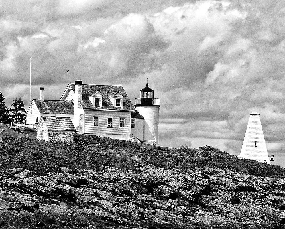 Wyeth's Island, Maine by fauselr