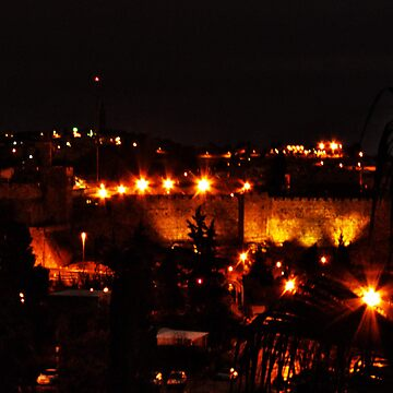 Evening in the Holy Land by photorolandi