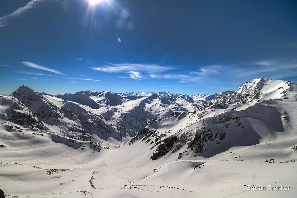 Austria - Land of Mountains by Stefan Trenker