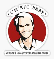 I'm KFC Baby... Sticker