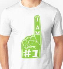 I am #1 Tee (Green) Unisex T-Shirt