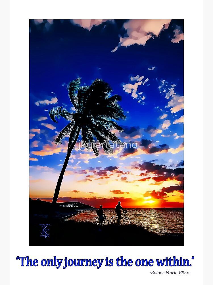 Sunrise from the Florida Keys von jkgiarratano