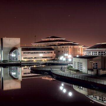 Wolfson Research Institute by dormouse1976