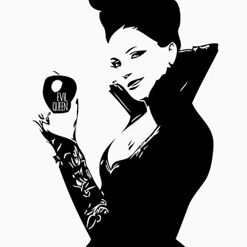 Evil Queen - Regina Mills by achiib