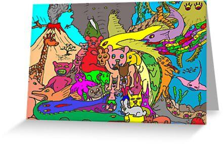 Species Extinction by David Fraser