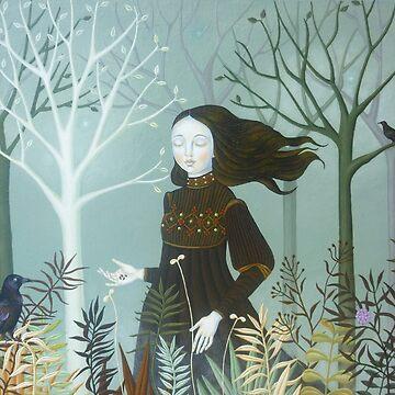 Autumn Dream by lanawynne