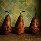 three pears by digitalanomaly