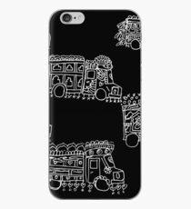 Truck Art Traffic Jam iPhone Case