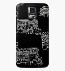 Truck Art Traffic Jam Case/Skin for Samsung Galaxy
