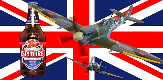 The Bottle Of Britain 2.0 Rework ! by Colin  Williams Photography