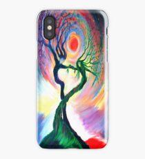 Dancing Tree Spirits iPhone Case/Skin