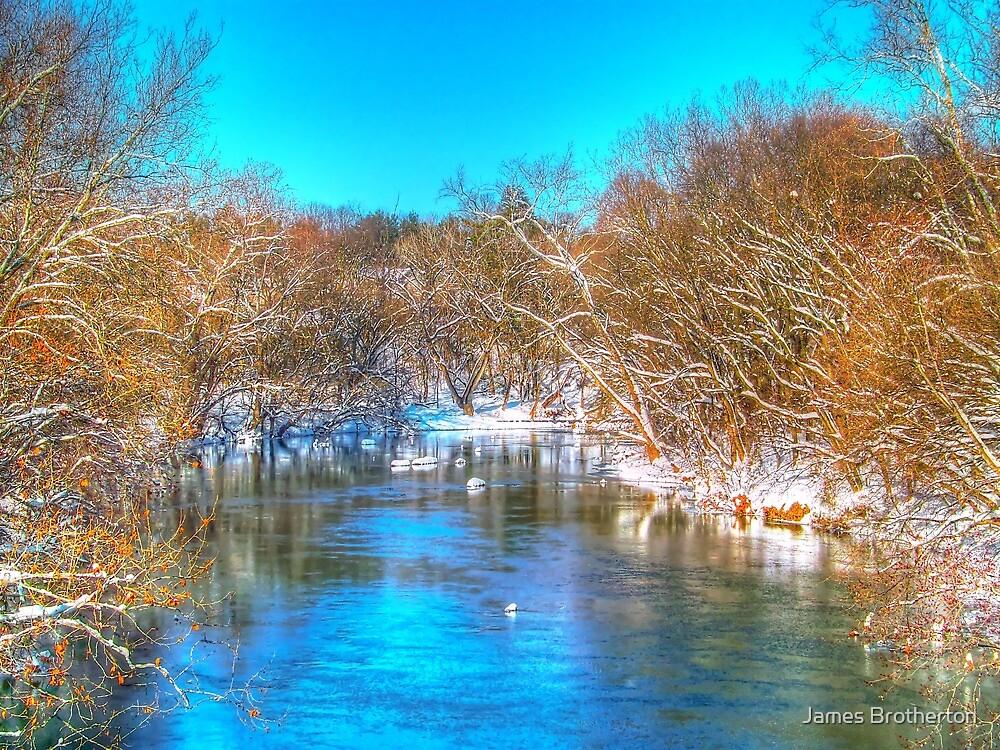 Shenandoah River by James Brotherton