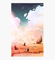 Far From Home Photographic Print