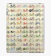 Vinilo o funda para iPad Bicicletas