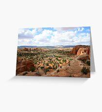 Kodachrome State Park,Utah,USA Greeting Card