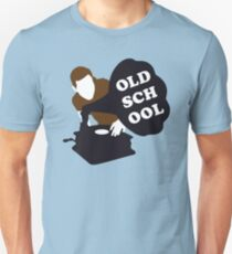 Old School DJ T-Shirt