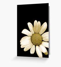 Flora Simplistic Greeting Card