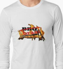 BRAAI BBQ SA Long Sleeve T-Shirt