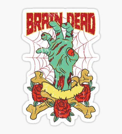 Brain Dead Sticker