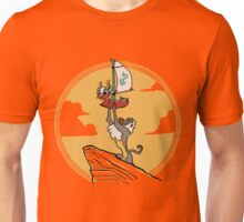 Red Lion King Unisex T-Shirt
