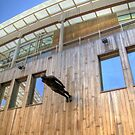 Oslo Modern Art Museum by Chris Cherry