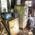 Fridges with NO BEER  , Boorowa  NSW  by Kym Bradley