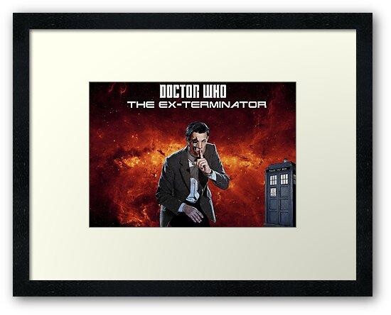 DR WHO - The Ex Terminator by Jason Scott