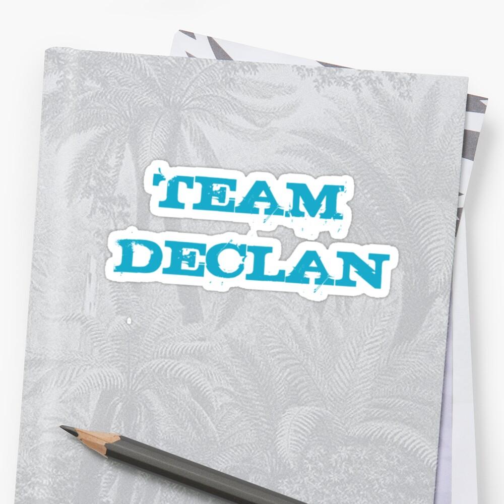 Go Team Declan!! by Nikhic
