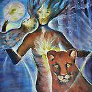 Healing hands by Chris Brunton